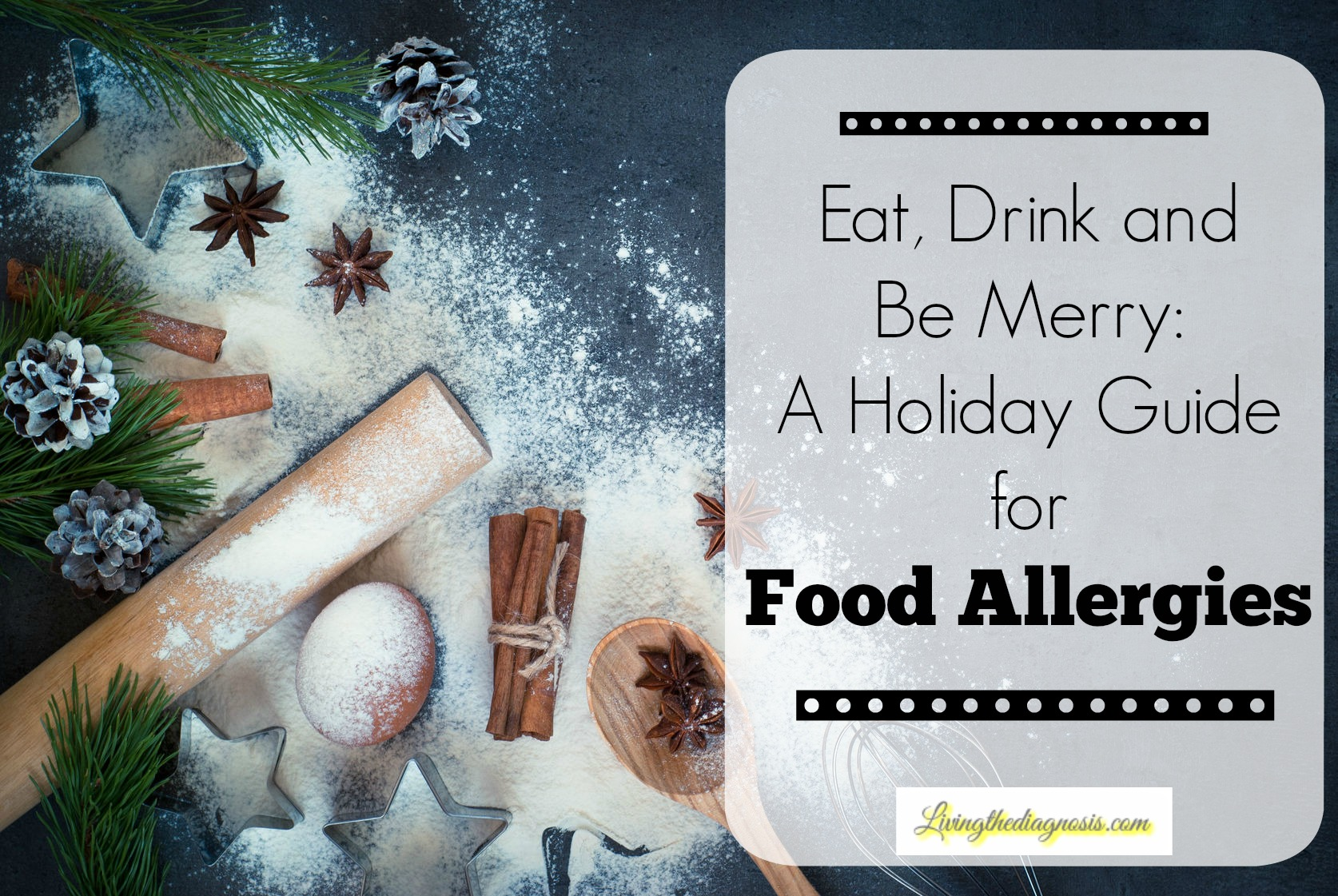 A Holiday Guide for Food Allergies